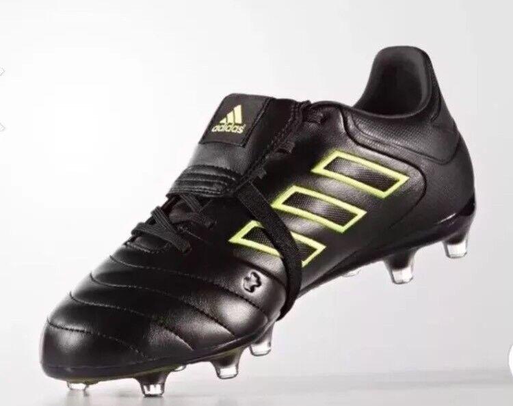 46f99385b Men's ADIDAS Copa Gloro 17.2 FG Leather Football Boots BNIB UK 10 Black