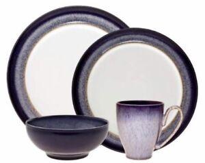 WOW New in box Denby Worth $700! - 16 piece dinnerware set