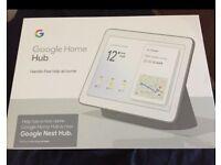 Google Nest Hub - brand new, unopened