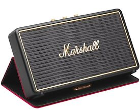 Marshall Stockwell Portable With Cover And Box