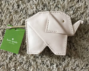 kate spade - elephant coin purse
