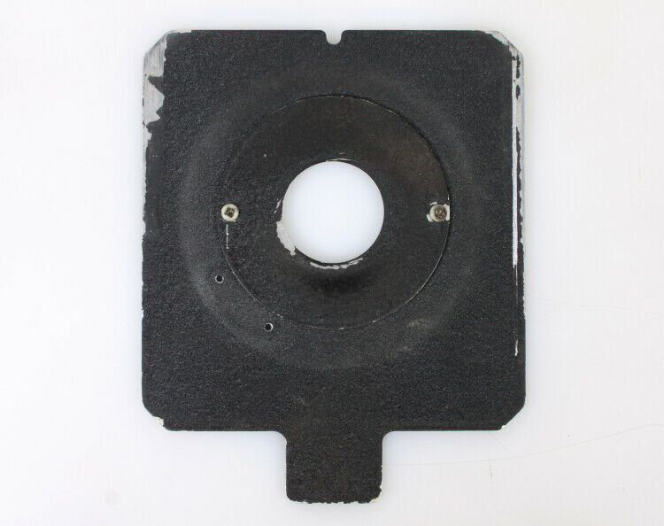 Omega Enlarger Flat Lens Board with 40mm Lens Disc