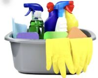 Commercial and residential cleaner accepting new clients