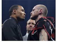 GEORGE GROVES VS CHRIS EUBANK TICKETS!!!