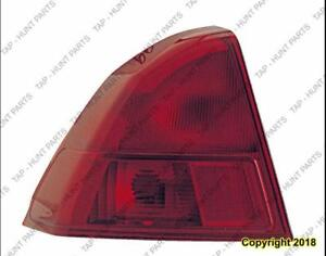 Tail Lamp Driver Side Sedan Civic Honda Civic 2001-2002