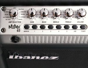 Amp, pedals, drums et guitar collection a vendre, prive.