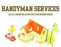 Handyman Services (painting)