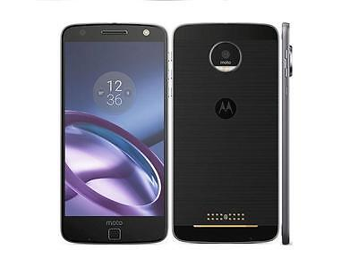 Motorola Moto Z XT1650 Unlocked 4GB/32GB Upgradable Andriod 7.0 (Nougat) Phone