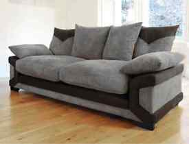 Sale Milano Black Leather Recliner Sofas Free Delivery