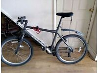 Men Hybrid Bike - Carrera Subway 14 - 20""