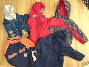 manteaux et habit de printemps 18-24 mois