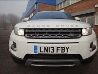 Range Rover Evoque 2.2SD4 Auto Pure TECH - LEFT HAND DRIVE