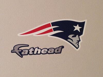 New England Patriots FATHEAD Primary Team Logo Graphic 5.5