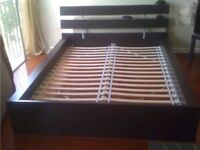 **FREE** King size Ikea Hopen bed with futon mattress