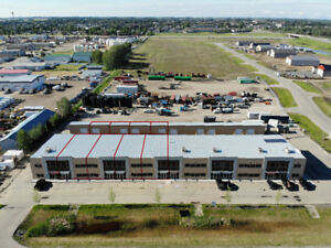 For Sale or Lease - 2,400 SF Industrial Condos