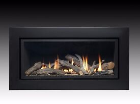 Vola 860 HE Gas Fire High Efficiency - Fireplaces R/Control ** Free Delivery ** (Brand New)