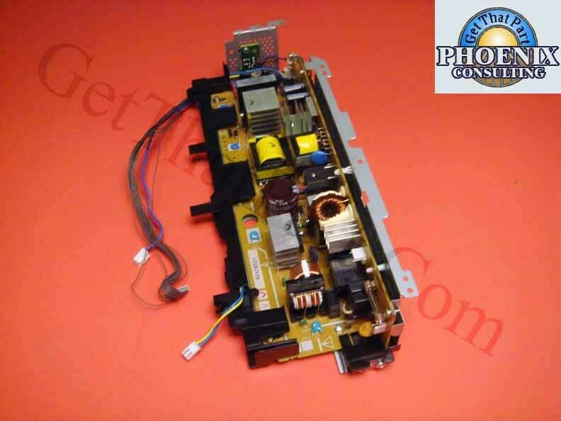 HP cp2025dn RM1-5407 RM15407 OEM Complete Power Supply Assy
