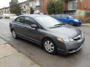 CIVIC 2010 DX 4 PORTES MANUELLE 160 000 KM SUPER PROPRE