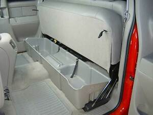 Du-Ha Underseat Storage