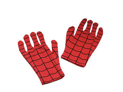 Spider-Man ADULT Gloves Marvel Comics - Red - 18029-15