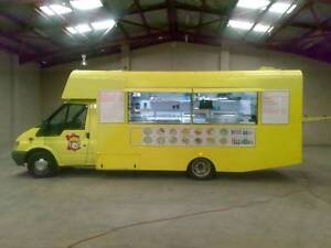 Quality Coffee Van Food  Truck for Sale Lansvale Liverpool Area Preview