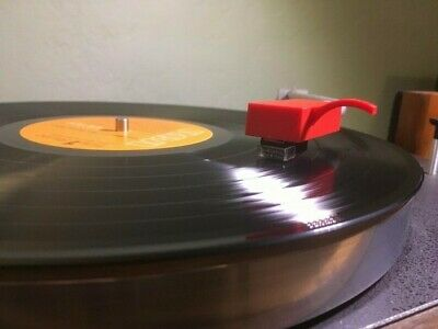 Best Audio  XA Headshell for AR XA and XB Turntables - Red