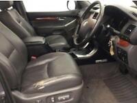 2003 Toyota Land Cruiser Amazon 4.0 VVT-i V6 LC5 5dr Petrol silver Automatic