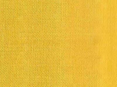 Bright Gold Poly-Cotton Broadcloth Wholesale Fabric - 20 Yards - - Gold Broadcloth