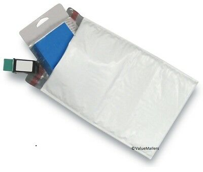 2 8.5x12 Poly Bubble Mailers Envelopes Ship Bags Valuemailers Brand 100 T0 200