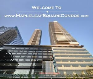 65 BREMNER BLVD - MAPLE LEAF SQUARE - EXECUTIVE 1 BEDROOM (VIDEO