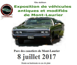 EXPOSITION MT-LAURIER
