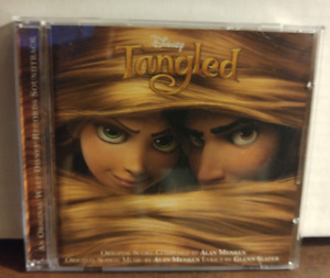Disney's Tangled Soundtrack CD