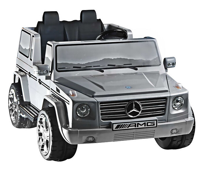 Best Toy 4X4: Mercedes Benz G55 AMG