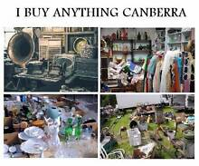 I BUY ANYTHING City North Canberra Preview