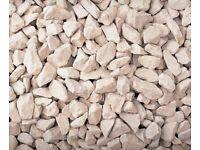 Cotswold cream 20mm gravel