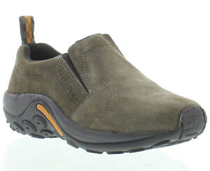 Merrell Shoes Genuine Jungle Moc Mens Slip On Shoes Various Colours UK 7 - 14