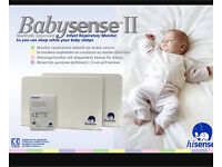 Babysense 2 respiratory/breathing monitor