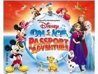 Sat 28th Oct 2.30pm. 3x Birmingham Disney on ice tickets. SWAP /SALE