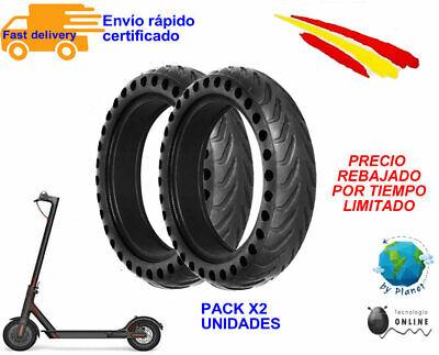 2 Piezas Neumático rueda 8,5