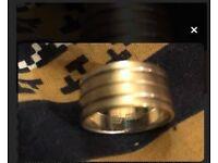 Lost Men's wedding ring lost Sunday 10th January on Drayton Park N5