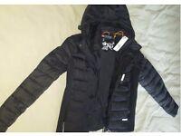 Superdry jacket brand new large £65