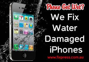iPhone Repair Water Damage + iPhone Screen Fix ,  Data Recovery Perth Perth City Area Preview