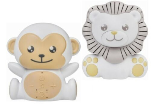 Project Nursery Sound Soother Machine with Nightlight Baby