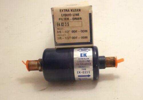 """ALCO EK033S Liquid Line Filter-Drier (3/8"""" & 1/2"""" ODF) - EK 033S - PPD Shipping"""