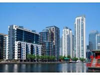 Beautiful 1 Bedroom flat, fully furnished, dock views, 24H Porter service in Millharbour, London
