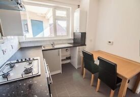 Newly Refurbished, Fully Furnished 3 Bed Apartment With Balcony Inc. Bills/WIFI £895