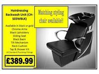 Hairdressing Backwash Unit CH-S03BLK £389.99