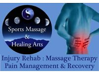 Pain Relief, Sports Massage and Advanced Bodywork Therapies
