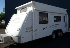 """2009 Jayco Sterling 17'6"""" Combo EnSuite @ South West RV Centre"""