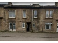 Traditional 1 Bedroom Ground floor Flat Clydesdale Road Bellshill - Available 23-11-2021